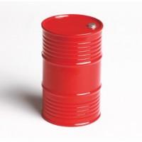 BARILE OLIO ROSSO SCALA 1:10 - Diametro:60mm - Altezza:95mm