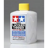 TAMIYA - DILUENTE PER LACQUER/STUCCO PUTTY/PRIMER LIQUIDO (250ml)                                                              .