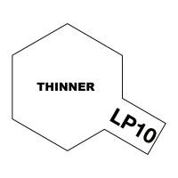 TAMIYA - LP-10 Lacquer Thinner (10ml)