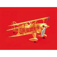 SIG PITTS SPECIAL S-1 BALSA KIT - Ap.alare (mm) 610