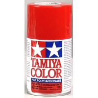 TAMIYA - PS-2 Red SPRAY 100ml PER POLIC./LEXAN