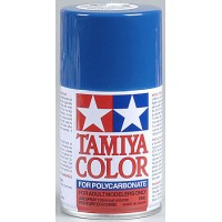 TAMIYA - PS-4 Blue SPRAY 100ml PER POLIC./LEXAN