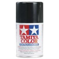 TAMIYA - PS-5 Black SPRAY 100ml PER POLIC./LEXAN