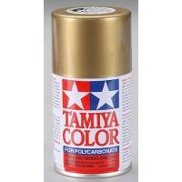 TAMIYA - PS-13 Gold SPRAY 100ml PER POLIC./LEXAN