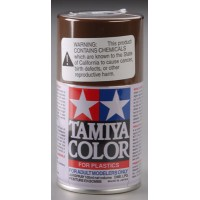 TAMIYA - TS-01 Red Brown SPRAY LACQUER 100ml