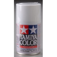 TAMIYA - TS-07 Racing White SPRAY LACQUER 100ml
