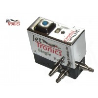Jet-Tronics - M-Ventil (PWM- brake and single acting retract valve) valvola elettronica per aria, per freno e per azione mono ef