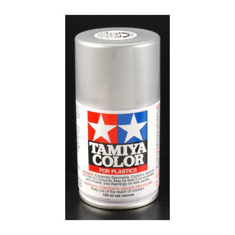 TAMIYA - TS-76 Mica Silver SPRAY LACQUER 100ml