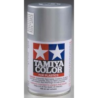 TAMIYA - TS-83 Metallic Silver SPRAY LACQUER 100ml