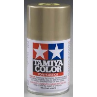 TAMIYA - TS-84 Metallic Gold SPRAY LACQUER 100ml