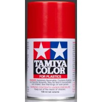 TAMIYA - TS-85 Rosso Mica Red F60 SPRAY LACQUER 100ml