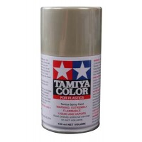 TAMIYA - TS-88 Titan Silver SPRAY LACQUER 100ml