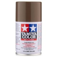 TAMIYA - TS-90 Brown (JGSDF) SPRAY LACQUER 100ml