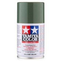 TAMIYA - TS-91 Dark Green (JGSDF) SPRAY LACQUER 100ml