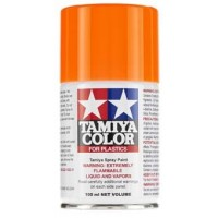 TAMIYA - TS-96 Fluorescent Orange SPRAY LACQUER 100ml
