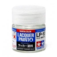 TAMIYA - LP-10 Lacquer Thinner (10ml)