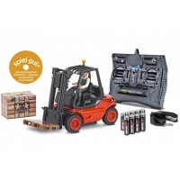 MULETTO 1:14 Linde Forklift 2.4G 100% RTR                                                                                      .