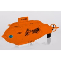 RC-Boot Nano SOTTOMARINO XS Deep-Sea Dragon 100% RTR (orange)                                                                  .