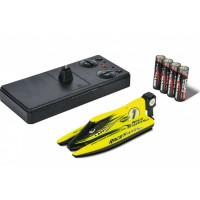 CARSON - RC-Boot Nano Race Shark 2.4G 100% RTR