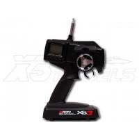 TX XS3RACING (FM) 40MHz - RX R200 - coppia quarzi