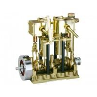 SAITO T2DR Steam Engine (MOTORE A VAPORE)
