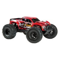 Monster BullExtreme 1/10 Brushless RTR 2,4GHz 4x4 (ROSSO)