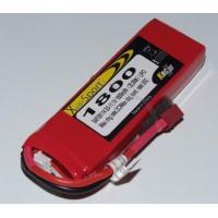 Lipo Xell-Sport 11.1V 1800MAH 3S 30C DEANS