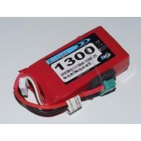 Lipo Xell-Light 11.1V 1300MAH 3S 20C MPX