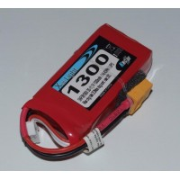 Lipo Xell-Light 11.1V 1300MAH 3S 20C XT60