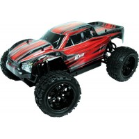 EVO MONSTER  1/10 Brushed RTR 2,4GHz 4x4 (ROSSO)