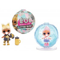LOL SURPRISE GLITTER GLOBE WINTER LLU 99000/98000