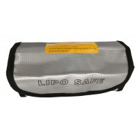 MAXPRO - LiPo SAFETY BAG 185x75x60mm                                                                                           .