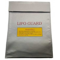 MAXPRO - LiPo SAFETY BAG 230x300mm                                                                                             .