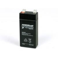 POWER-CELL - Batteria al piombo ricaricabile 2V, 4.5Ah