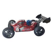 Bull Sport 1/8 NITRO 3,5CC RTR 2,4GHz 4x4 (ROSSA)