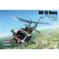 HOBBY BOSS - UH-1C Huey 1:72                                                                                                   .