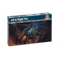 ITALERI - 1/72 AH-6 NIGHT FOX