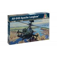 ITALERI - 1/72 AH-64 D LONGBOW APACHE