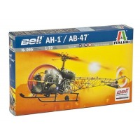 ITALERI - 1/72 AH-1/AB-47