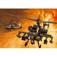 ITALERI - 1/72 AH-64 APACHE