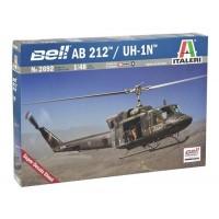 ITALERI - 1/48 AB 212/ UH-1N