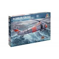 ITALERI - 1/48 H-34G. III / UH-34J