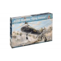 ITALERI - 1/48 H-21 C SHAWNEE FLYING BANANA