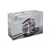 ITALERI - 1/24 MERCEDES BENZ ACTROS MP4 GIGA SPACE