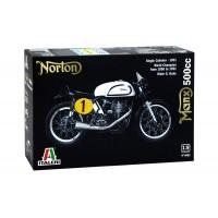 ITALERI - 1/9 NORTON MANX 500cc.