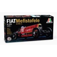 ITALERI - 1/12 FIAT MEFISTOFELE