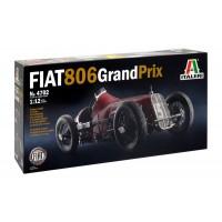 ITALERI - 1/12 FIAT 806 GRAN PRIX