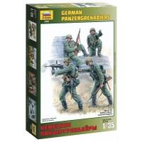 ZVEZDA - 1/35 GERMAN PANZERGRENADIERS