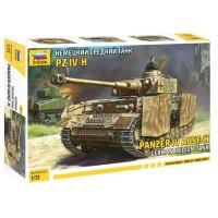 ZVEZDA - 1/72 Panzer IV Ausf.H