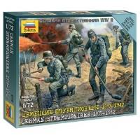 ZVEZDA - 1/72 GERMAN STURMPIONIERE